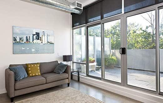 Schuifdeur In De Woonkamer: Anyway doors product glazen ...